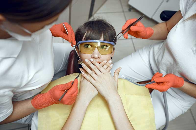 Miedo a ir al dentista en Albacete
